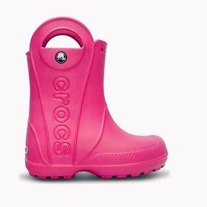 CROCS Handle It Rain Boots